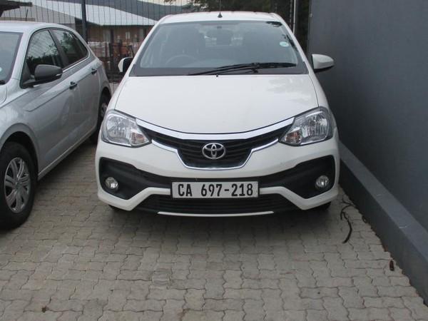2018 Toyota Etios 1.5 Xs 5dr DEMO Gauteng Waterkloof_0