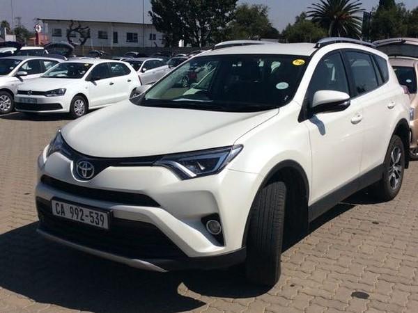 2018 Toyota Rav 4 2.0 GX Auto DEMO Gauteng Waterkloof_0