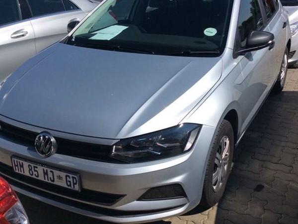 2018 Volkswagen Polo 1.0 TSI Trendline DEMO Gauteng Waterkloof_0