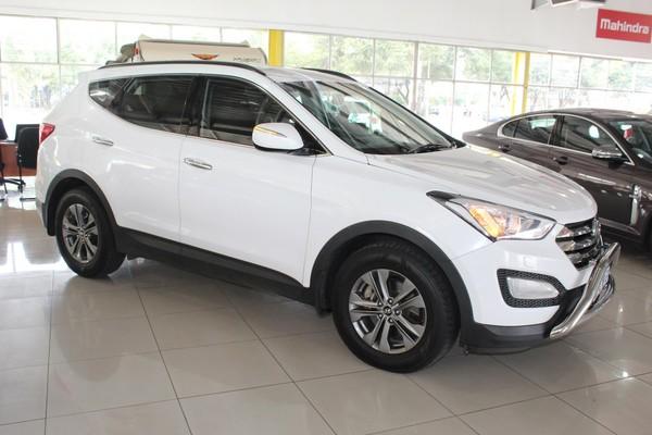 2014 Hyundai Santa Fe R2.2D Premium Auto Gauteng Alberton_0