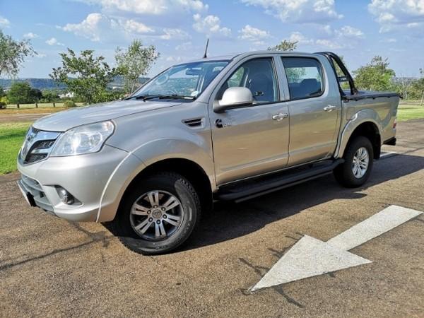 2014 Foton Tunland 2.8 ISF COMFORT 4X4 Double cab Bakkie Gauteng Pretoria_0