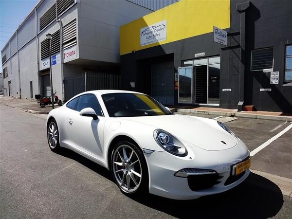 2012 Porsche 911 Carrera S Pdk  Western Cape Strand_0