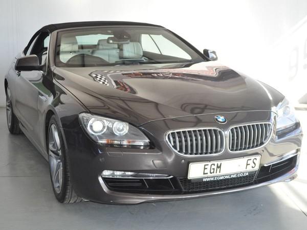2012 BMW 6 Series 650i Convert At f12  Free State Bloemfontein_0
