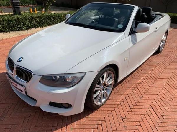 2012 BMW 3 Series 330i Convert At e93  Gauteng Pretoria_0
