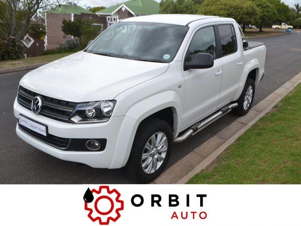 2010 Volkswagen Amarok Amarok 2.0 BiTDI DCab Highline 4x2. Only 183000km Western Cape Durbanville_0