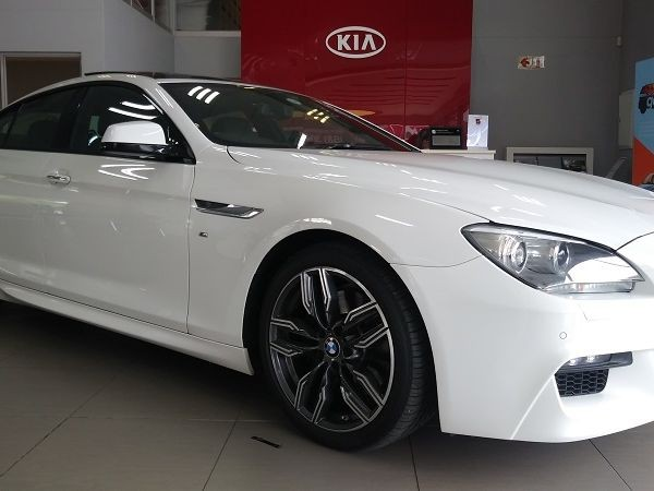2014 BMW 6 Series 640d Gran Coupe M Sport  Free State Bethlehem_0