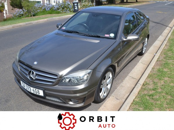 2010 Mercedes-Benz CLC-Class CLC180 K AT. Only 141 000km Western Cape Durbanville_0
