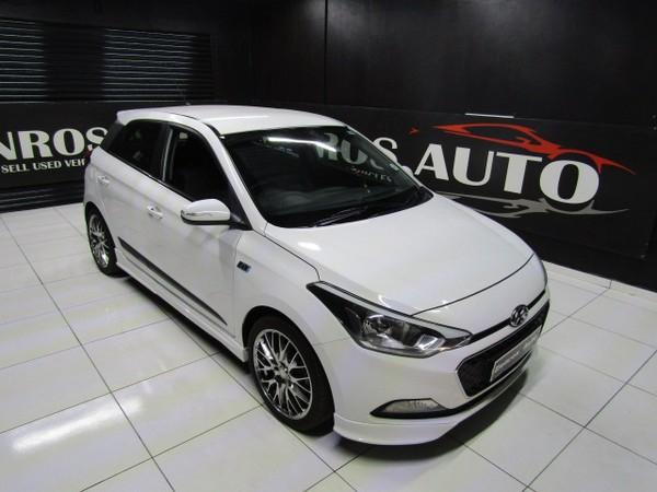 2016 Hyundai i20 1.4 N Series -R4000 PM Gauteng Boksburg_0