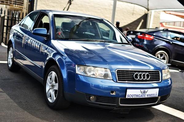 2002 Audi A4 1.8 T  Gauteng Roodepoort_0