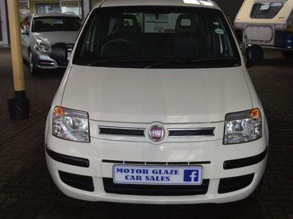 2011 Fiat Panda 1.2 Young  Gauteng Vereeniging_0