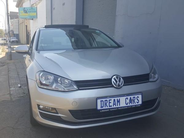 2016 Volkswagen Golf VII 1.4 TSI Highline Gauteng Johannesburg_0