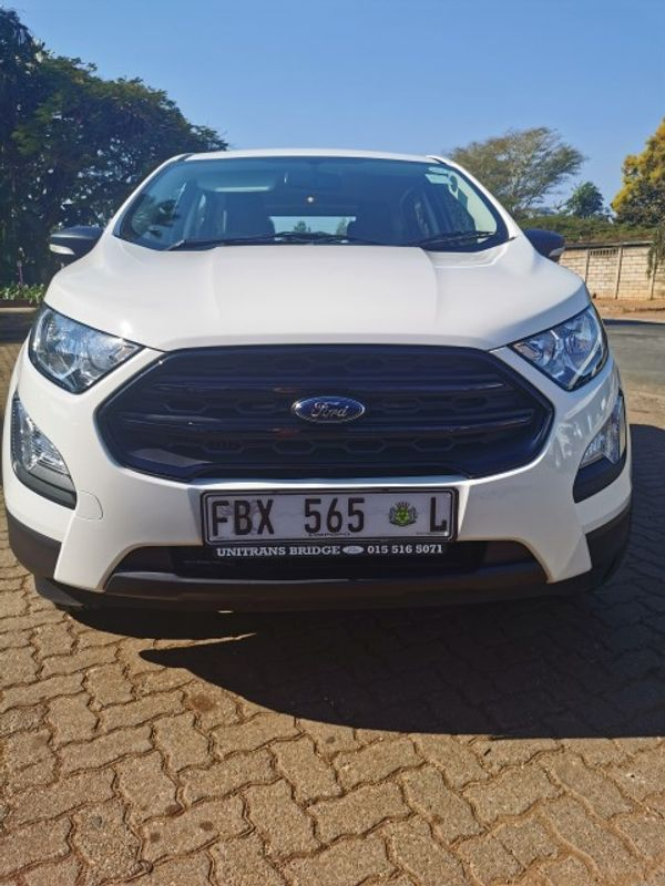 2018 Ford EcoSport 1.5TDCi Ambiente Limpopo_0