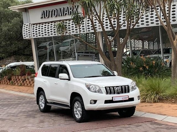 2010 Toyota Prado Vx 3.0 Tdi At  Gauteng North Riding_0