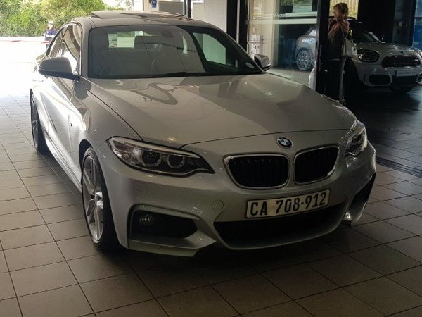 2014 BMW 2 Series 220d Msport At Call Kent 079 899 2793 Western Cape Claremont_0