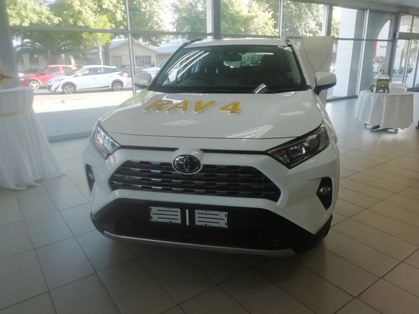 2019 Toyota Rav 4 2.0 GX CVT Western Cape Ceres_0