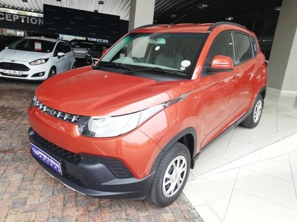 2016 Mahindra KUV 100 1.2TD K6 Gauteng Boksburg_0