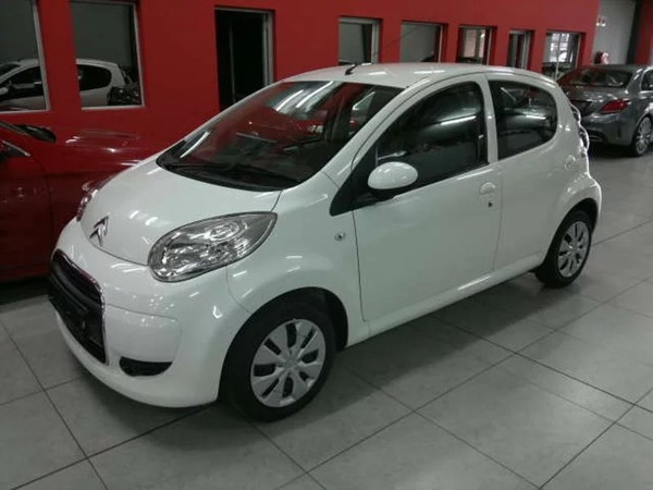 2011 Citroen C1 1.0i Attraction  Kwazulu Natal Pietermaritzburg_0