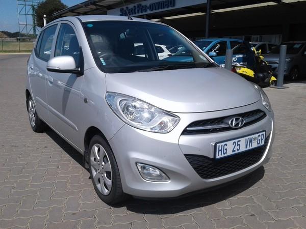 2018 Hyundai i10 1.1 Gls  Gauteng Roodepoort_0