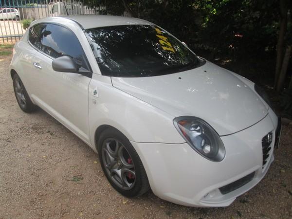 2011 Alfa Romeo Mito 1.4t Multiair Qv  Gauteng Centurion_0