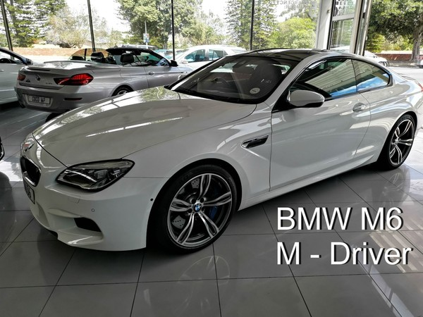 2016 BMW M6 Coupe f12  Western Cape Bellville_0
