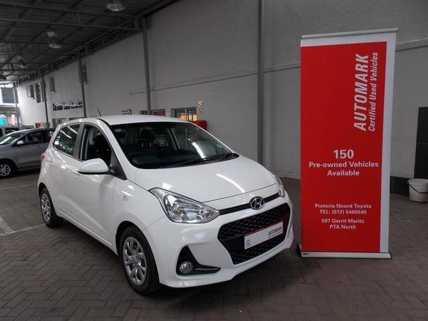 2018 Hyundai i10 Grand i10 1.0 Motion Gauteng Pretoria North_0