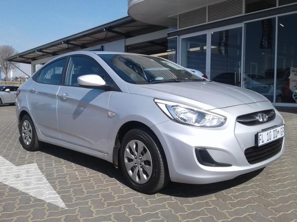 2013 Hyundai Accent 1.6 Gl  Gauteng Roodepoort_0