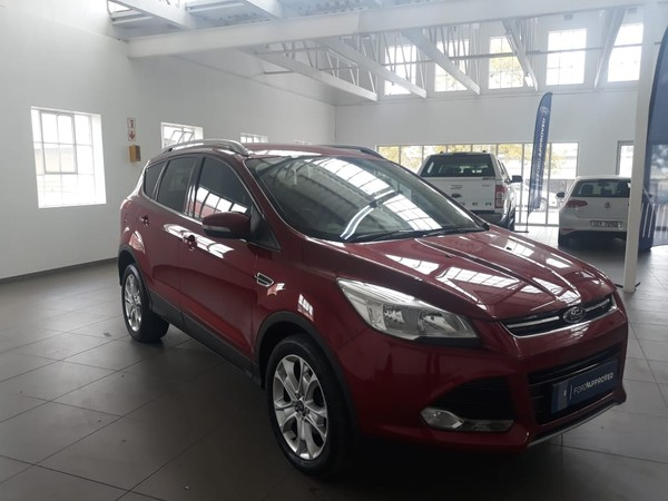 2015 Ford Kuga 1.5 Ecoboost Trend Auto Western Cape Robertson_0