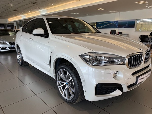 2019 BMW X6 xDRIVE40d M Sport Gauteng Kempton Park_0