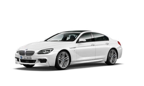 2017 BMW 6 Series 650i Coupe M Sport Auto Gauteng Roodepoort_0