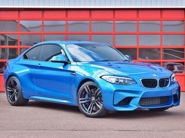2017 BMW M2 M2 Coupe M-DCT Gauteng Pretoria_0