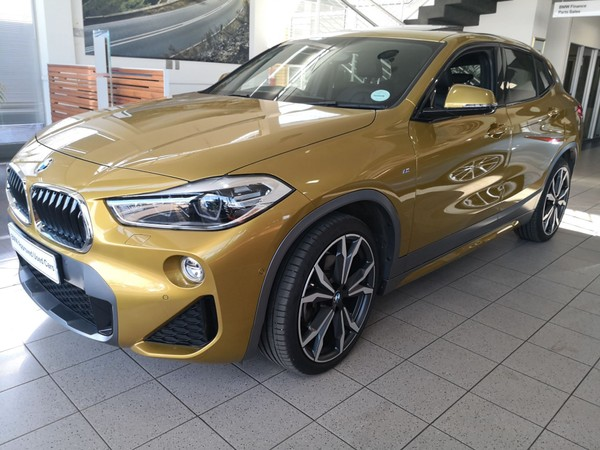 2018 BMW X2 sDRIVE20d M Sport Auto F39 Gauteng Boksburg_0