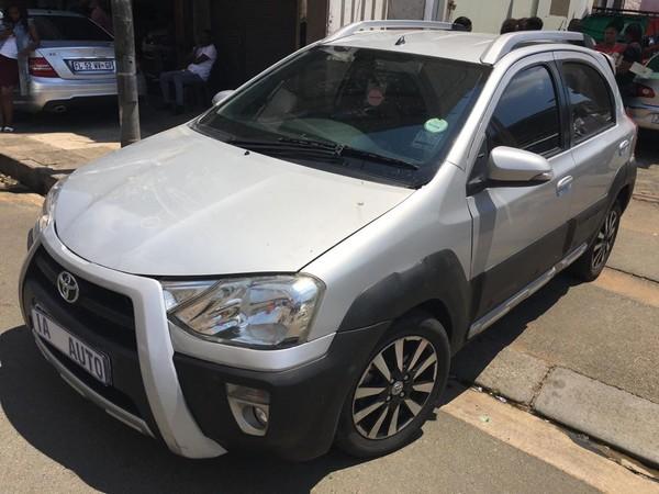2015 Toyota Etios 1.5 Sport 5-Door Gauteng Johannesburg_0
