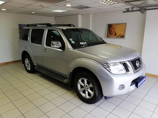 2012 Nissan Pathfinder 2.5 Dci Le At l3139  Gauteng Four Ways_0