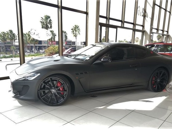 2012 Maserati Granturismo MC STRADALE Gauteng Sandton_0