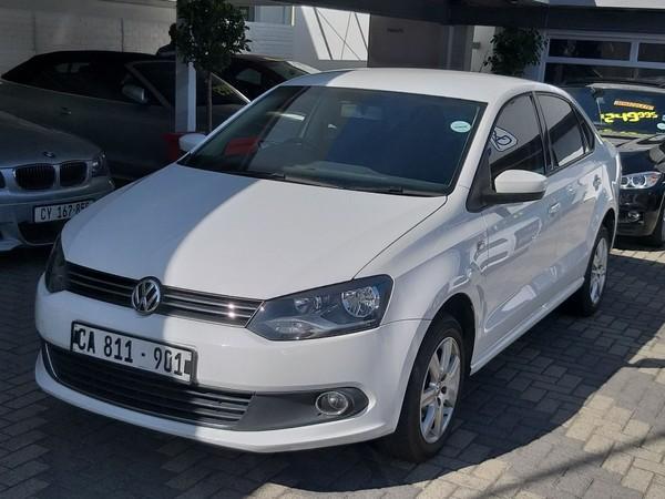 2014 Volkswagen Polo 1.4 Comfortline   Western Cape Mowbray_0