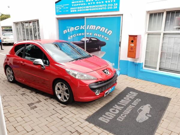 2009 Peugeot 207 1.6 Gt 3dr  Gauteng Pretoria North_0