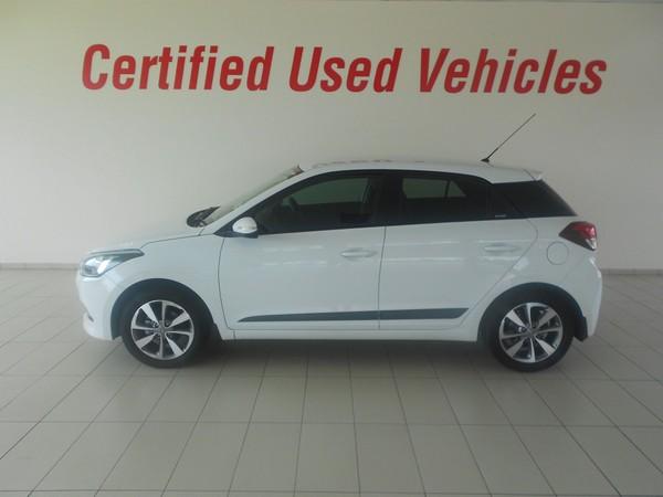 2015 Hyundai i20 1.4 Fluid Auto Gauteng Heidelberg_0