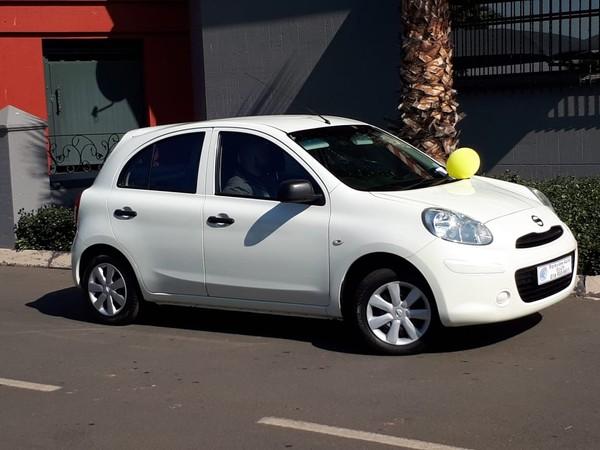 2011 Nissan Micra 1.2 Visia 5dr d82  Gauteng Vanderbijlpark_0