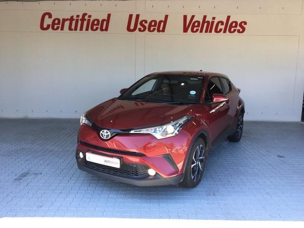2018 Toyota C-HR 1.2T PLUS CVT DE WET Western Cape Goodwood_0