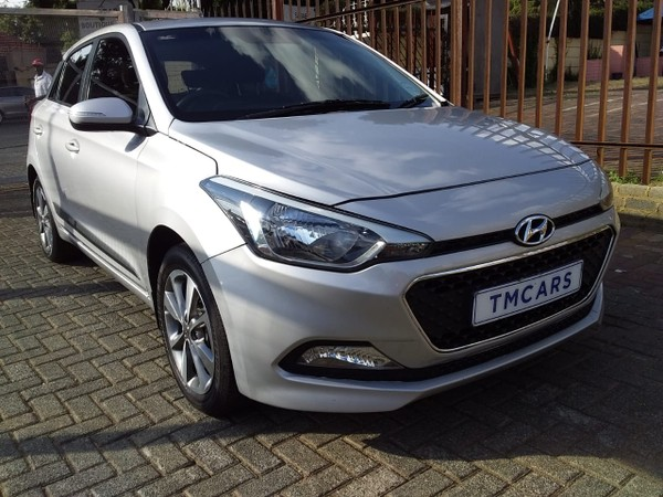 2017 Hyundai i20 1.4 Active Gauteng Bramley_0