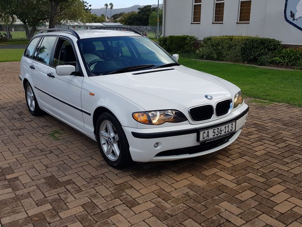 2003 BMW 3 Series 318i Touring At e46  Western Cape Wynberg_0