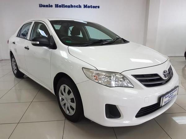 2013 Toyota Corolla 1.3 Professional  Kwazulu Natal Durban_0