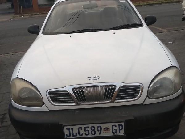 2000 Daewoo Lanos 1.4is 4d  Gauteng Pretoria_0