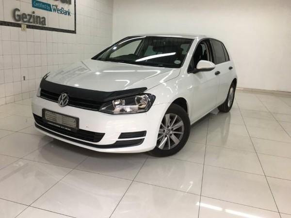 2014 Volkswagen Golf Vii 1.2 Tsi Trendline  Gauteng Pretoria_0