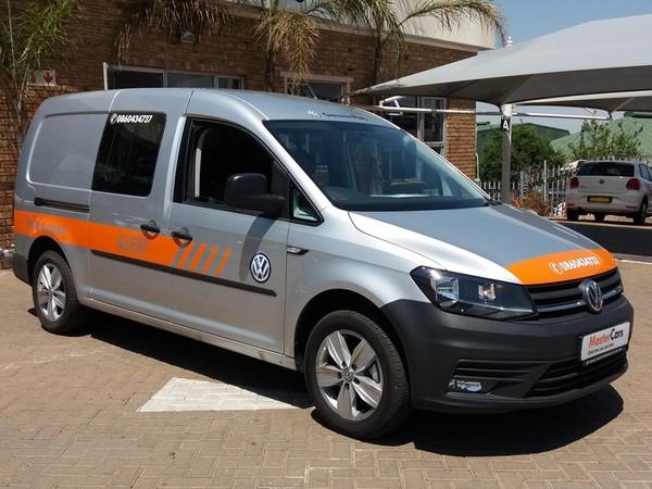 2018 Volkswagen Caddy MAXI Crewbus 2.0 TDi Gauteng Midrand_0