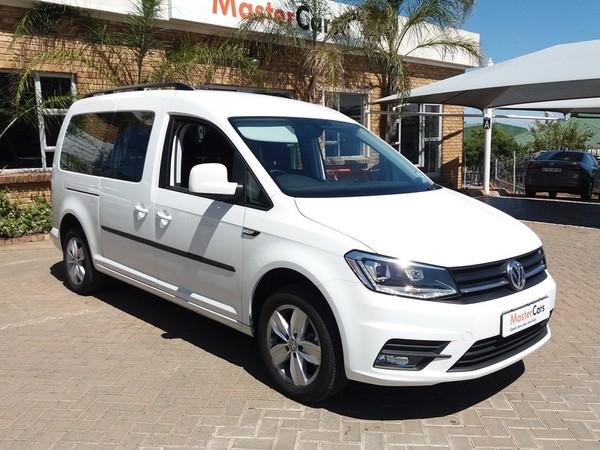 2019 Volkswagen Caddy MAXI 2.0 TDi Trendline DSG 103KW Gauteng Midrand_0