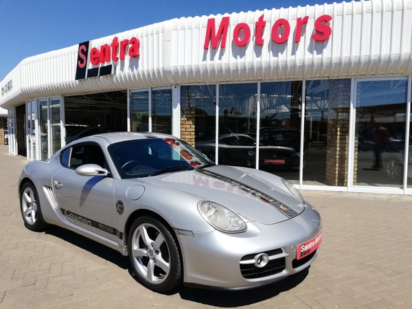 2007 Porsche Cayman  Free State Bloemfontein_0