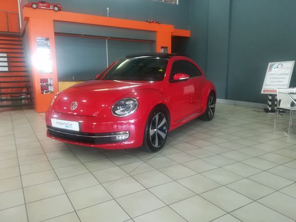 2014 Volkswagen Beetle 1.2 Tsi Design  Kwazulu Natal Pietermaritzburg_0