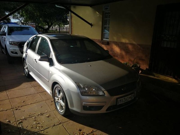 2007 Ford Focus 1.6 Si 5dr  Gauteng Florida_0