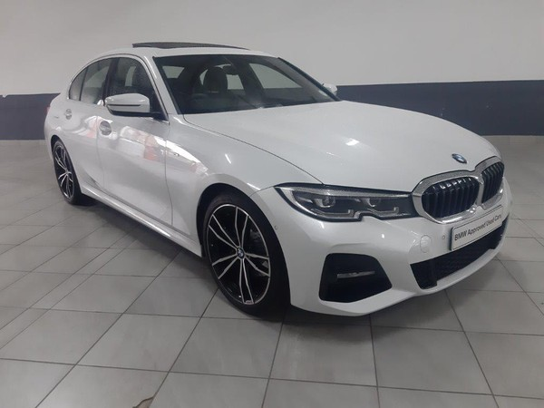 2019 BMW 3 Series 320D 40YR Edition Auto Free State_0